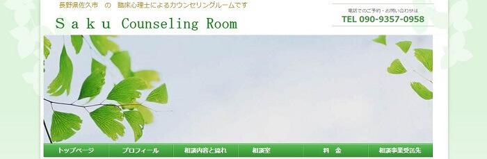 Saku Counseling Room