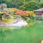 香川県高松市 栗林公園