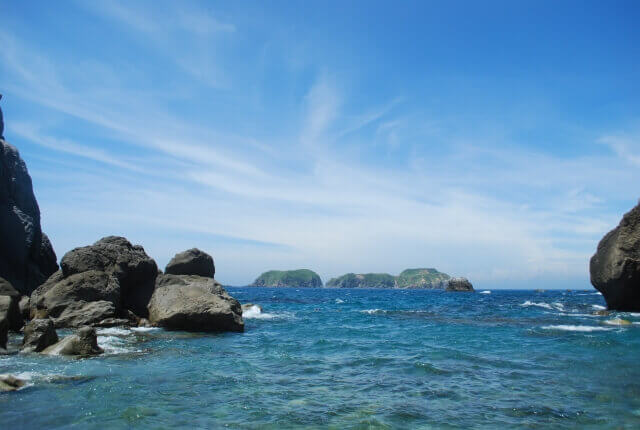 伊豆七島 新島